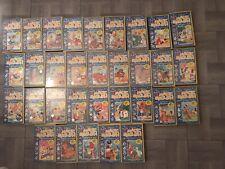 Disney MAGIC ENGLISH Collezione Completa 32 VHS DE AGOSTINI