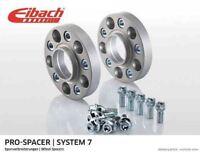 2 ELARGISSEUR DE VOIE EIBACH 20mm par cale = 40mm VW CC (358)