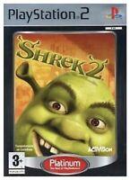 Shrek 2 (Sony PlayStation 2) PS2 Game, Activision, PAL, Free UK Post, Very Good