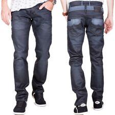 Jeans Homme Marine Modèle Drop Jpet de la marque Kaporal W34-l34