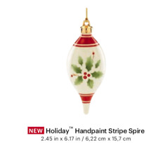 Lenox Christmas Annual Holiday Ornament New 2020 890848