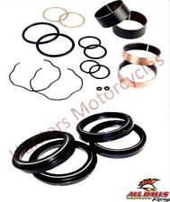 Kawasaki ER6 F & N Front Fork Bushes Fork Seals & Dust Seals Suspension Kit