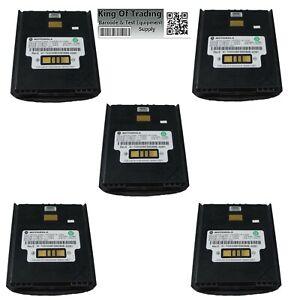 Motorola Zebra MC55 MC65 MC67 Barcode Scanner Battery (Lot of 5)
