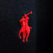 Polo Ralph Lauren Mens shirt long sleeve black cotton size 3XB
