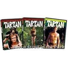 Tarzan: The Complete Original TV Series Seasons 1 & 2 Box / DVD Set(s) NEW!