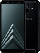 Samsung Galaxy a6 (2018) a600f dual sim negro, nuevo otros
