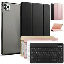 For iPad Pro 11 2020 2nd Generation Folding Smart Stand Case Cover Slim Keyboard