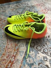 NIKE MERCURIAL SOCCER CLEATS SIZE 2.5