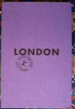 LONDON- LOUIS VUITTON CITY GUIDE - illustrated Travel Book -ENGLAND- 2013 UNREAD