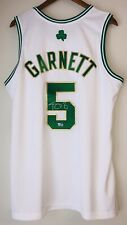 Kevin Garnett Celtics Signed Mitchell & Ness NBA Authentic Auto Jersey FANATICS