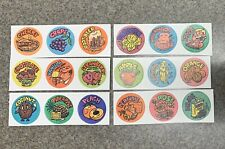New listing Vintage 80's Scratch & Sniff Stuckers - Gordy Mix