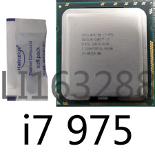 Intel Core i7-975 3.33GHz LGA 1366 SLBEQ 4Core Core 8MCach CPU