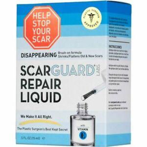 Scarguard 0.5 oz Scar Repair Liquid with Brush