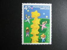CEPT-Europe, Single Stamp, GREENLAND, 2000, **/MNH
