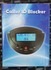 PA009B Landline Call Blocker Blacklist Caller ID Display Box Dual Signal