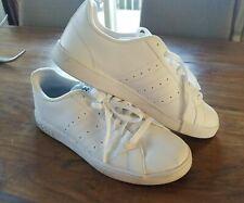 Adidas NEO Label Men's Male White Low Top Shoes Sneaker Sz 9