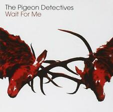 The Pigeon Detectives - Wait For Me CD 2007 NEW/SEALED