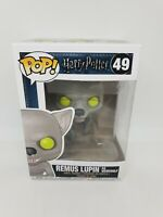Harry Potter Funko Pop Vinyl figure Remus Lupin as Werewolf #49 Exclusive rare