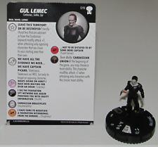 019Gul Lemec-Rare-To Boldly Go...Star TrekAway TeamHeroclix