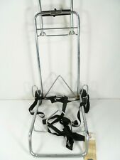 PFC New York 1959 Travel Collapsible Folding Travel Luggage Dolly Cart