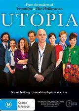 Utopia - Season 1 - DVD - NEW, FREE POST