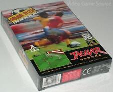 Atari Jaguar Game Cartridge: # Fever Pitch Soccer # * artículo nuevo/Brand New!