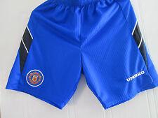 Manchester United 1997-1998 Third Football Shorts small Waist /bi