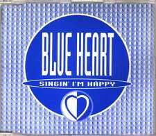Blue Heart - Singin' I'm Happy - CDM - 1995 - Italodance 6TR Fulvio Zafret