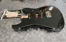 Body Fender Stratocaster 50 Classic Series, Ponte, Neck plate, doc e tags