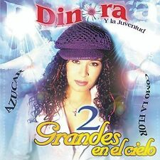Dos Grandes En El Cielo by Dinora y La Juventud CD Still Factory Sealed