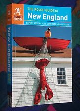 The Rough Guide to NEW ENGLAND - Boston Maine Vermont Connecticut ... # 2012