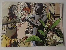 Carte postale Victorine Gillon Humanoides associés   postcard