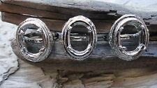 NoName Ring Silver Plt Adjust 10x14 Glue On (Pkg 3) 422