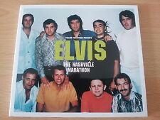 """Elvis Presley """"Nashville Marathon"""" RARE deleted FTD CD"""