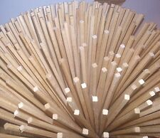 100 Quality Candy Floss Sticks 11 INCH  SQUARE EDGE 1ST CLASS POSTAGE