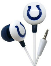 Indianapolis Colts Hi-Fi Ear Buds [NEW] NFL Head Phones Headphones CDG