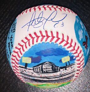 Fernando Tatis Jr. signed San Diego Padres autograph MLB baseball Art JSA USASM