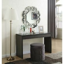 Convenience Concepts Northfield Hall Console Table, Weathered Gray - 111091WGY