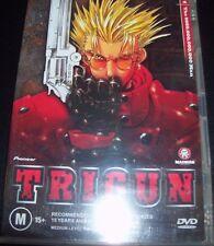 Trigun Collection Vol 1 (Episodes 1 - 4) (Australia Region 4) DVD - New