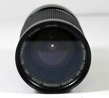 Vivitar RL Edition 28-80mm f3.5-4.5 Macro Focusing Zoom Film Camera Lens