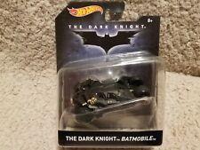 Hot Wheels ~ Batman Series ~ BATMOBILE ~ 1:50 Scale Die-Cast Vehicle