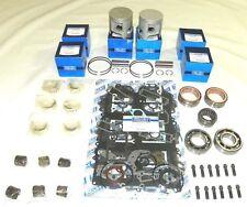 WSM Outboard Yamaha V6 200 / 225 HP Dish Top EFI 76 Deg Power Head Rebuild Kit
