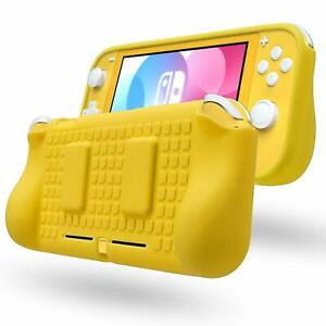 For Nintendo Switch LITE Hand Grip Case Cover ShockProof Protector TPU Joy-Con