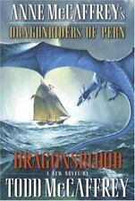 Dragonriders of Pern: DRAGONSBLOOD by Todd McCaffrey (2005, Hardcover)