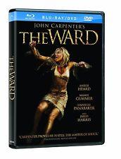 THE WARD - Blu-ray/DVD Combo Amber Heard - Brand New & Sealed(VG-402589/VG-039)