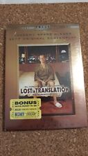 Lost in Translation (Dvd, 2003, Widescreen) Bill Murray Brand New