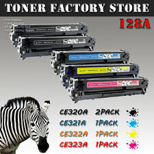 5PK 128A (2PK CE320A Black + 3PK Color Toner) For HP LaserJet Pro CM1415fnw
