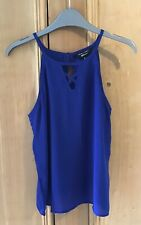 New Look 915 Royal Blue Vest Top (Size 12 Years)