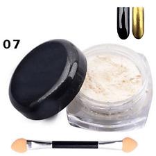 Mirror Chrome Nail Art Effect Powder Dust Glitter Shimmer Nail 2g/Box Magic