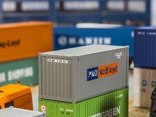 Faller 180824 20' Container P&O Nedlloyd 1:87 H0 Neu